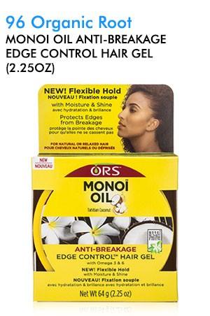 [Organic Root-box#96] Monoi Oil Edge Control Hair Gel (2.25oz)