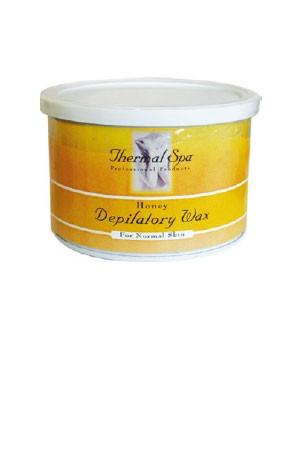 [Mastex Thermal Spa] Honey Depilatory Wax 14oz.(Normal)(PAR310)