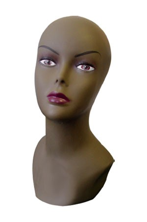 [#PQ6T-U8/BLACK(#3167)] Display Mannequin