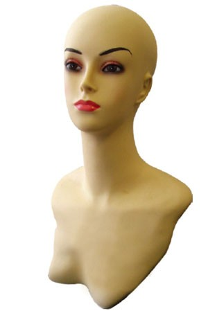 Display Mannequin #PTI-28- White