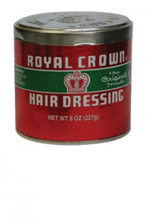 [Royal Crown-box#7] Hair Dressing (8oz)