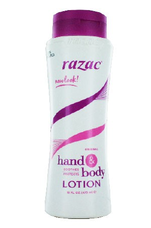 [Razac-box#10] Hand & Body Lotion (16oz)