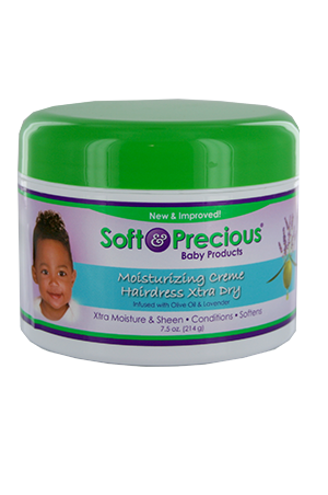 [Soft & Precious-box#8B] Moisturiz Creme Hair Dress-Ext Dry(7.5oz)