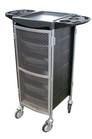 [#ST-64] Salon Trolley w/ 6 Drawer