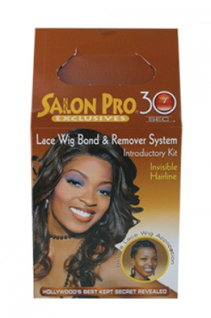 [Salon Pro-box#34] 30sec Lace Wig Bond & Remover System Kit