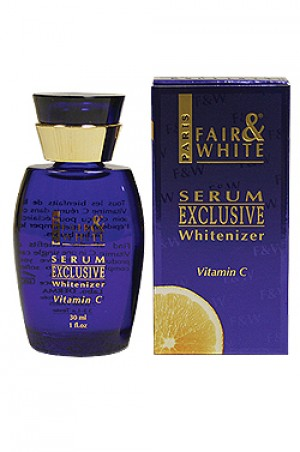 [Fair & White-box#24] Exclusive Serum with Vitamin C (1oz)