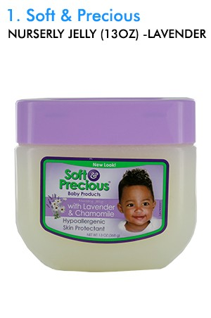 [Soft & Precious-box#1] Nurserly Jelly (Lavender) -13oz