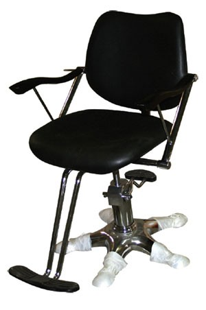 SALON CHAIR Y10 Black