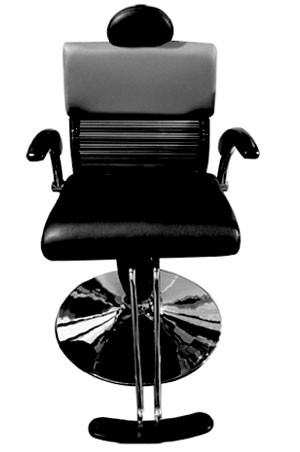 SALON CHAIR Y157-1 Black