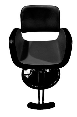 SALON CHAIR Y75-1 Black