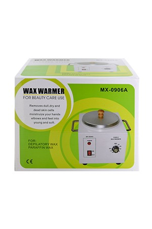 Wax Warmer(MX-0906A) #6658 -pc (Single Wax Therapy Appliance)