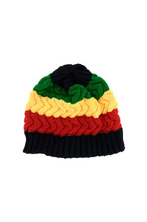 [Magic Gold-#7028] African Winter Hat -pc