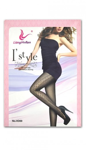 [#7465] Magic Gold NET Pantyhose -pc