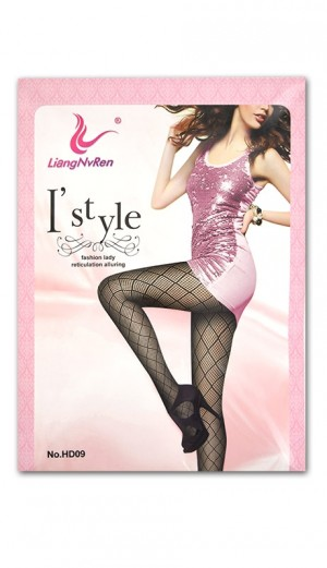 [#7466] Magic Gold NET Pantyhose -pc