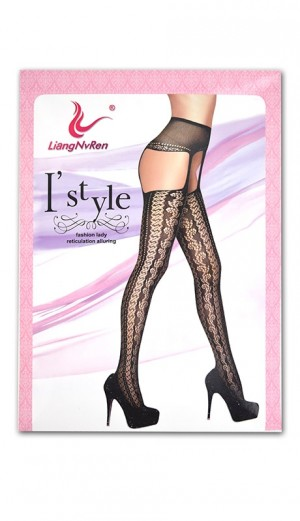 [#7476] Magic Gold NET Pantyhose -pc