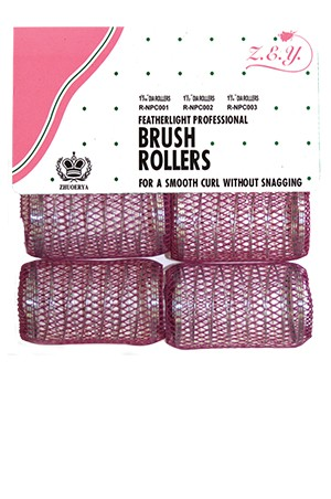 "[#9713] Wire Mesh Roller (1 3/4"")-Purple"