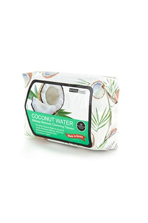 [BTS120COCO-box#64] Beauty Treats Cleansing Tissue [Coconut Water] 30/ea