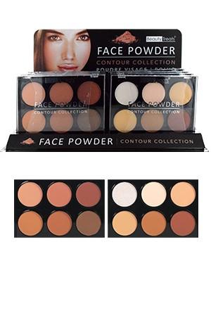 [BTS376-box#65] Beauty Treats Face Powder Collection [12/DP]