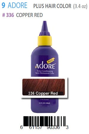 [Adore-box#9] Plus Hair Color #336 Copper Red