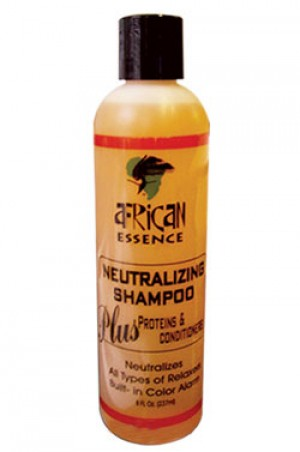 [African Essence-box#38] Neutralizing Shampoo (8 oz)