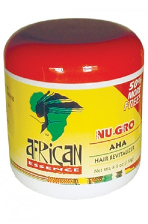[African Essence-box#39] NU-GRO Herbal Maximum (5.5 oz)