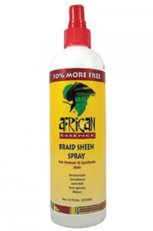[African Essence-box#23] 3 in 1 Control WIG Spray (4 oz)