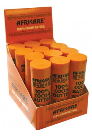 [Africare-box#3] 100% Cocoa Butter Stick (dz)