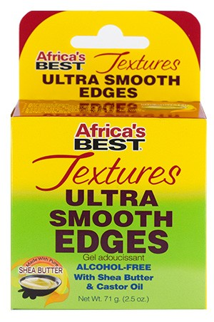 [Africa's Best-box#104] Texture Ultra Smooth Edges(2.5oz)