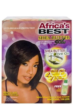 [Africa's Best-box#121] Relaxer System - Value Regular