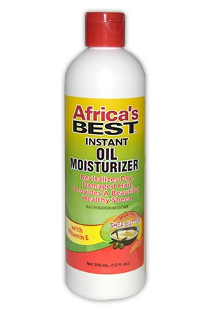 [Africa's Best-box#14] Oil Moisturizer (12 oz)