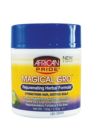 [African Pride-box#8] Magical Gro Herbal Formula (5.3 oz)