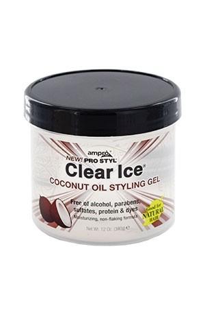 [Ampro-box#47] Clear Ice Coconut Gel (12 oz)