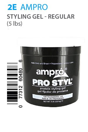 [Ampro-box#2E] Styling Gel - Regular (5LB)