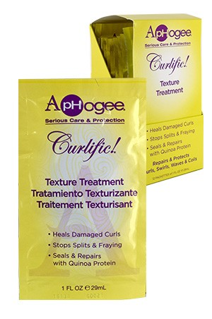 [ApHogee#29] Curlific Texture Treatment (1oz/12/ds)