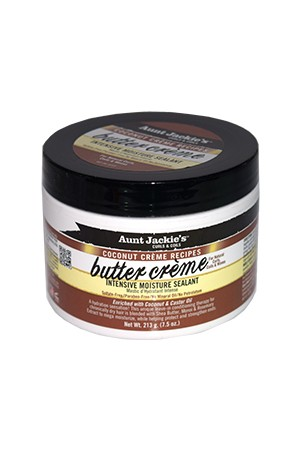[Aunt Jackie's-box#22] Coconut Creme (7.5oz)