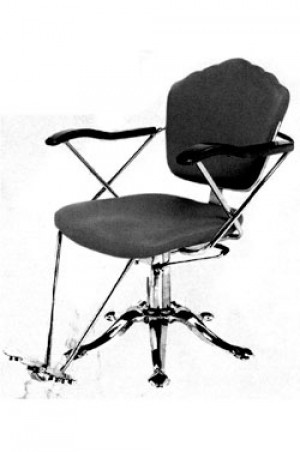 SALON CHAIR B335 Black