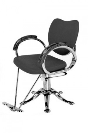 SALON CHAIR B62-1 Black