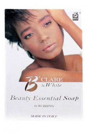 [B Clare & White-box#1] Beauty Essential Soap 200g