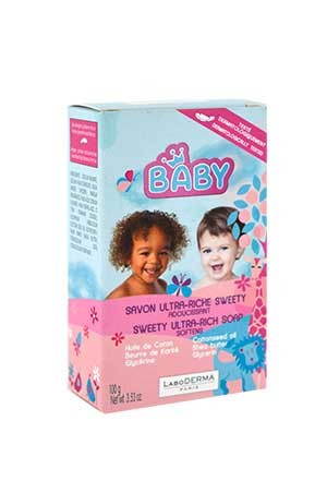 [Baby-box#1] Sweety Soap (100g)