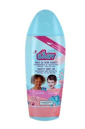 [Baby-box#5] Sweety Oil (300ml)