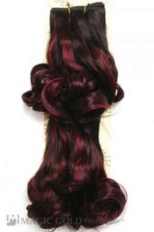 Baby Curl Weave 10""