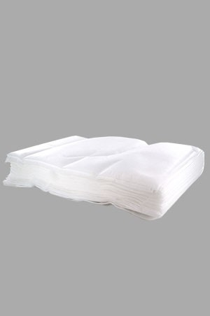 [#5518] Disposable Bed Sheet (White) -pk