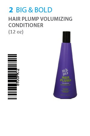 [Big& Bold-box#2] Hair Plump Conditioner(12oz)