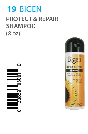 [Bigen-box#19] PROTECT & REPAIR SHAMPOO (8oz)