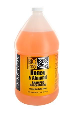 [Bio Gro-box#4] Honey & Almond Shampoo (128oz/1Gal)