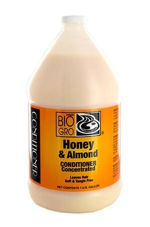 [Bio Gro-box#5] Honey & Almond Conditioner (128oz/1Gal)