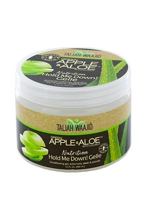 [Taliah Waajid-box#60] Black Earth Apple Aloe Hold Me Down (12 oz)