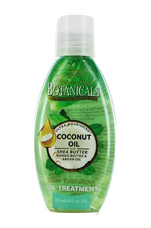 [Botanicals-box#12] Coconut Oil Treatment (4 oz)