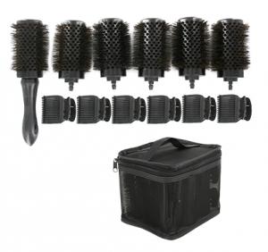 [#BR69490SHK/42] Brush Set-Detachable handle therma-set