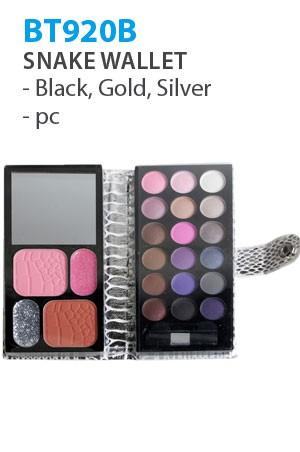 [BT920B-box#27] Beauty Treats Snake Wallet -pc